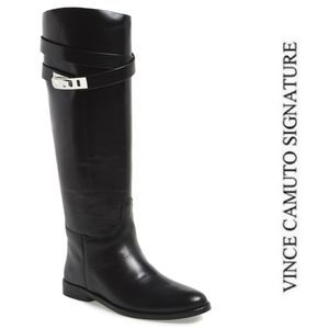 Beautiful Vince Camuto Signature Riding Boots
